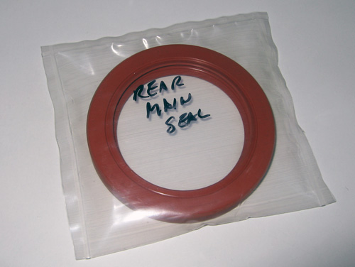 Rear Main Seal (all, excpet RENESIS)