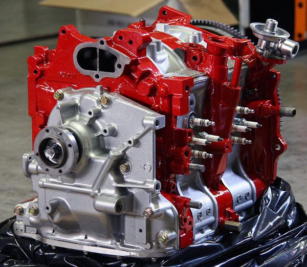 Rx7 Engine Used: Pineapple Racing